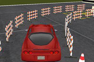 3D极限停车