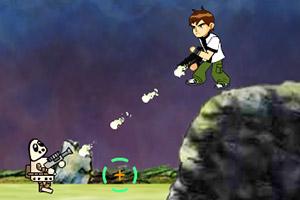少年骇客大战机器人