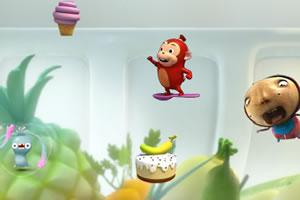 巴拉猴吃吃吃