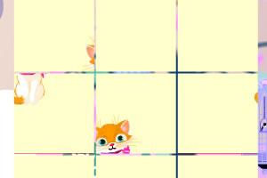 小猫动态拼图