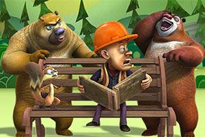 熊出没假日拼图