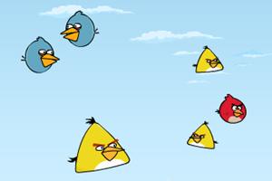 生气的小鸟