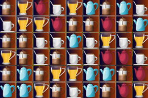 咖啡对对碰