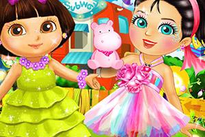 朵拉和朋友亚奈