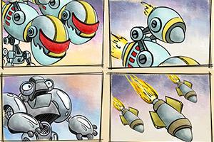 机器人浩劫日