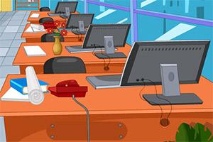 电脑培训室逃脱