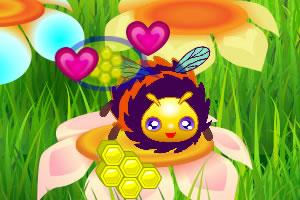 甜蜜蜜的蜜蜂