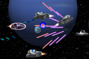 宇宙空间大作战