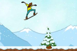 滑雪终极挑战赛