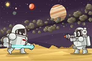 太空父子探险之旅2