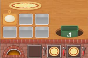 披萨快餐店