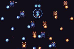 蓝色宇宙战机