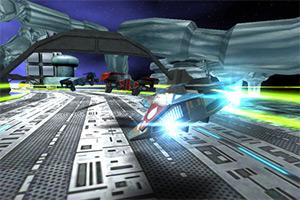 3D太空竞速赛