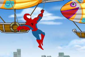蜘蛛侠游世界