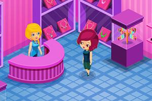 女孩的花式珠宝店