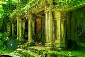 柬埔寨寺庙寻宝逃脱