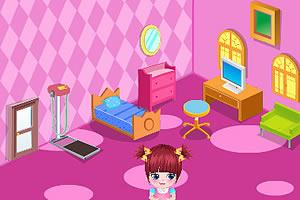 米娅公主的房间