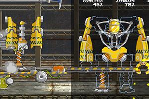 机器人组装达人