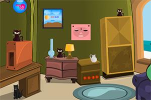 猫鼠房间逃脱