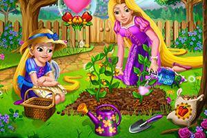 长发公主的小花园