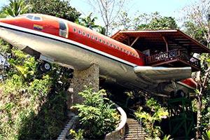 飞机酒店逃脱