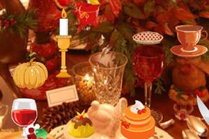 感恩节晚宴找东西