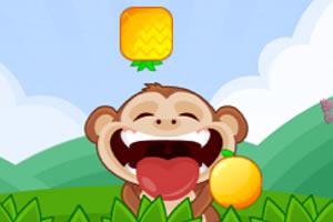 饥饿的猴子