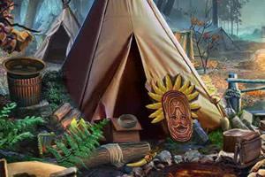 密林部落的精神