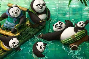 功夫熊猫3找数字
