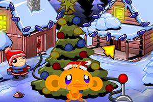 逗小猴开心圣诞节篇