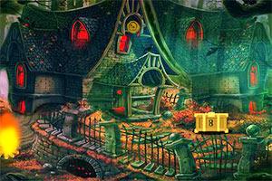幻想黑暗的房子逃脱
