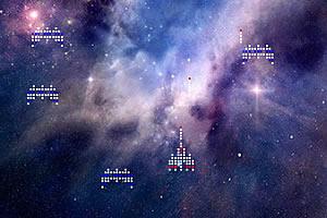 星际飞船大战