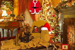 圣诞烟囱小屋逃逸