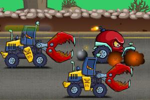 怪物卡车大屠杀