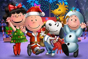 花生家族过圣诞