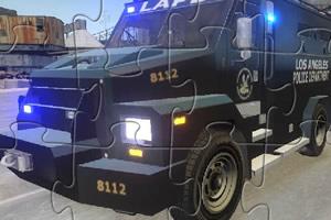 洛城警车拼图