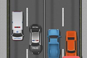 马路汽车驾驶