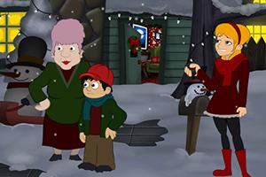 圣诞节惊魂夜