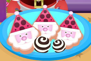 美味的圣诞节饼干