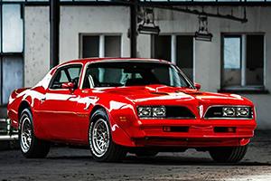 美式肌肉车