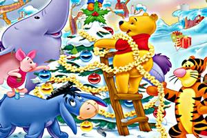迪士尼圣诞寻物