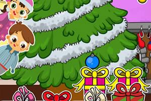 圣诞礼物偷偷藏