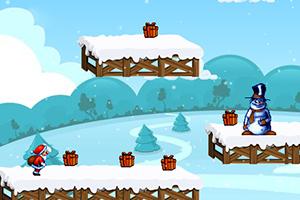 圣诞老人的冒险之旅