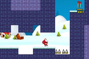 圣诞老人重力大冒险