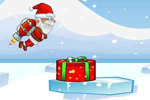 圣诞爷爷收集礼物
