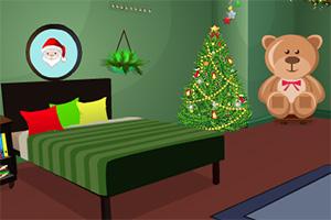 圣诞老人的小屋逃脱