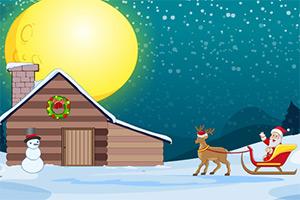 圣诞老人逃离圣诞夜
