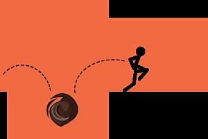 下降跳跃翻滚吧