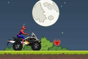蜘蛛侠城市飞车