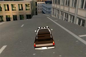 皮卡货车城市试驾